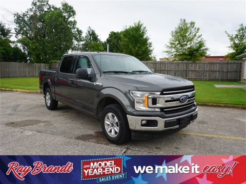 Pre-Owned 2018 Ford F-150 RWD 4D SuperCrew