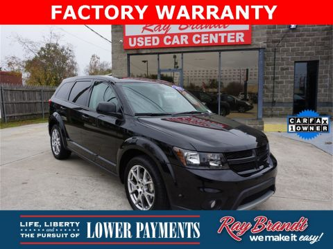 Pre-Owned 2018 Dodge Journey GT FWD 4D Sport Utility